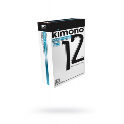 Презервативы классик Кимоно 12 шт