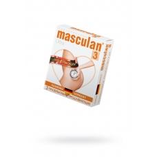 Презервативы продлевающие Masculan 3 шт