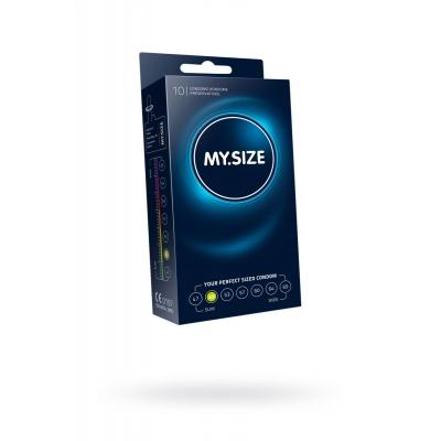 Презервативы MY.SIZE № 10 (ширина 49 мм)