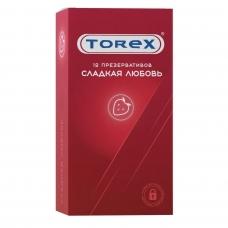 Презервативы сладкая любовь Torex 12 шт