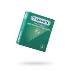 Презервативы увеличенного размера Torex