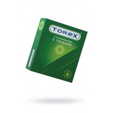 Презервативы точечные Torex