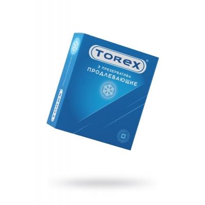 Презервативы продлевающие Torex