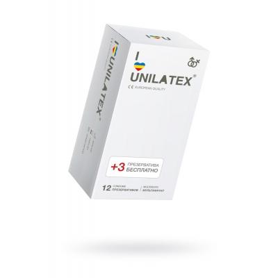 Презервативы цветные UNILATEX 12 шт
