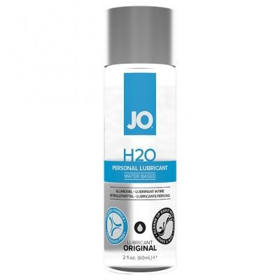 Классический лубрикант на водной основе JO H2O 60 мл
