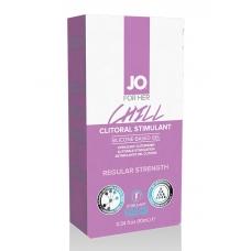 Стимулирующий охлаждающий гель для клитора JO Chill 10 мл