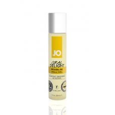 Съедобный стимулирующий гель JO Oral Delight ваниль