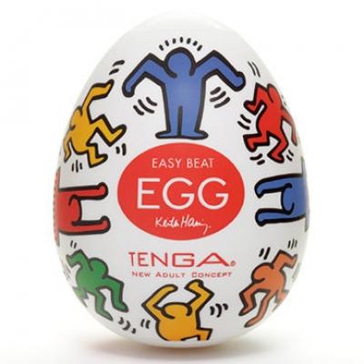 Мастурбатор яйцо TENGA Dance