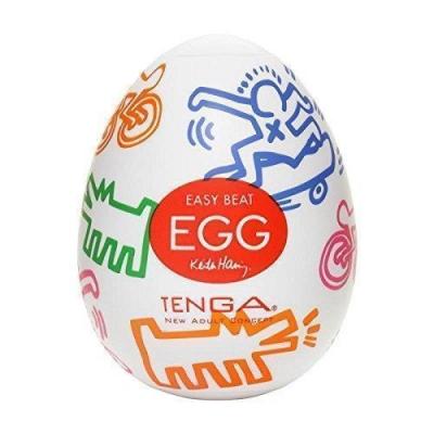 Мастурбатор яйцо TENGA Street