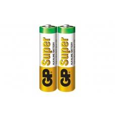 Батарейка мизинчиковая GP Super, AAA, 1.5В