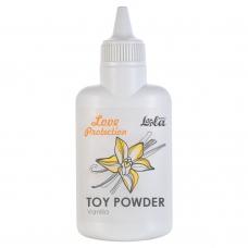 Пудра для игрушек Love Protection с ароматом ванили 30 г