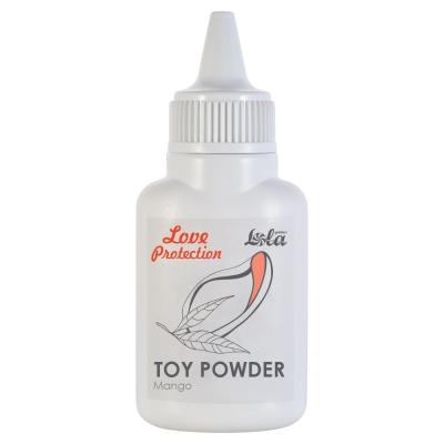 Пудра для игрушек Love Protection с ароматом манго 15 г