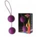 Фиолетовые вагинальные шарики Balls