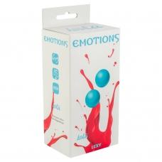 Вагинальные шарики без сцепки мятный Emotions Lexy Small