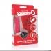 Красные вибротрусики с пультом Remote Control Panty Vibe