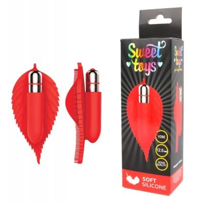 Мини вибратор красный Sweet Toys