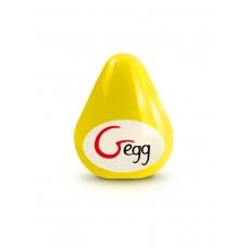 Яйцо-мастурбатор Gvibe Gegg Yellow