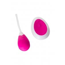 Виброяйцо с пультом ДУ розовое Штучки-дрючки