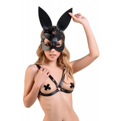 Маска кролика H.E.L. Bunny