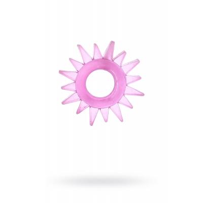 Эрекционное кольцо TOYFA, розовый