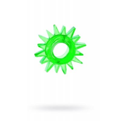 Эрекционное кольцо TOYFA, зеленый