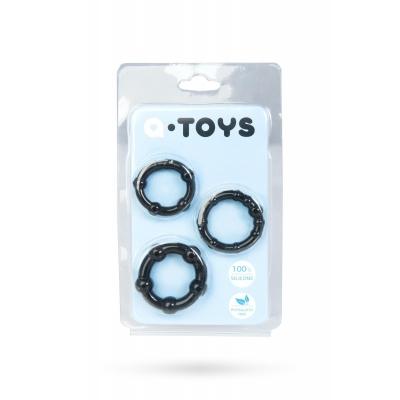 """Набор колец """"TOYFA A-toys"""" 3,5/3/2 см"""