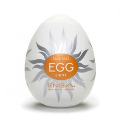 Мастурбатор яйцо TENGA Shiny