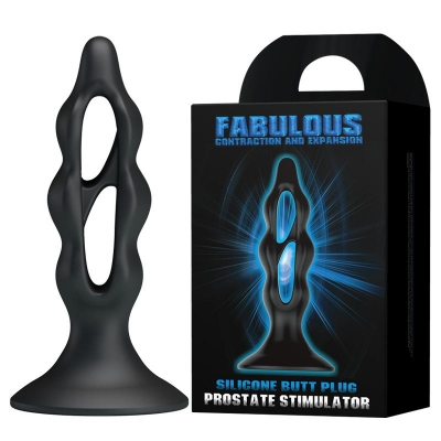 """Стимулятор простаты """"Fabulous"""" 12,2 см"""